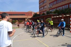 Habilidades ciclistas básicas