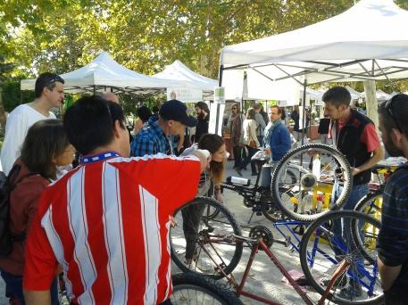 Curso mecánica bicicletas