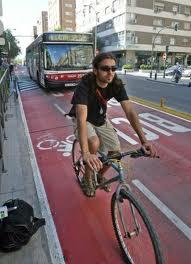 Carril bici Granada